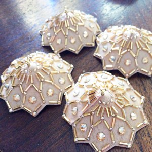 Showgirls Life Gold Nipple Pasties