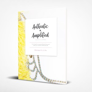 Authentic + Amplified eBook