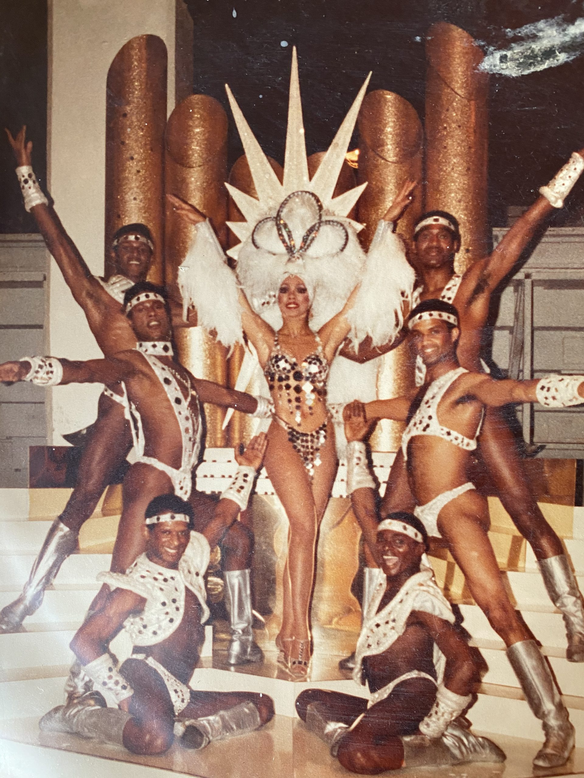 Showgirl's Life Podcast | ep 30 Diversifying the Narrative: stories from dancers of the line formerly known as the Ebony line and beyond part 2, featuring Jakki Ford