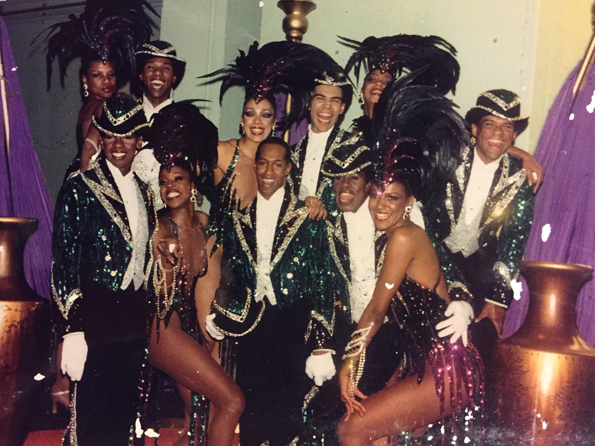 Showgirl's Life Podcast | ep 29 Diversifying the Narrative: stories from dancers of the line formerly known as the Ebony line and beyond part 1, featuring Jakki Ford