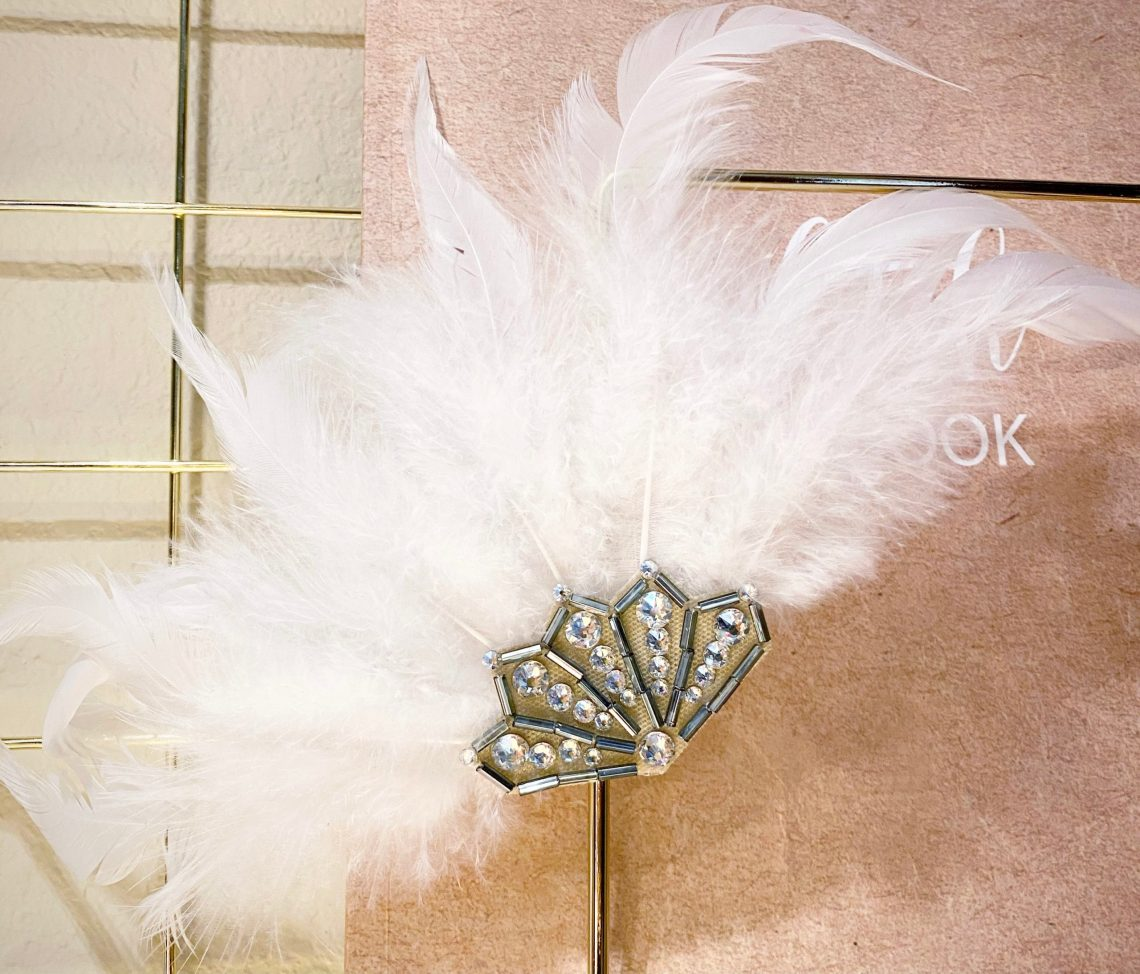 Showgirl's Life headpiece giveaway