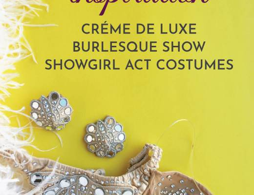 Showgirl's Life | Inside Gazealous Studio Créme Showgirl act costumes introduction and part 1