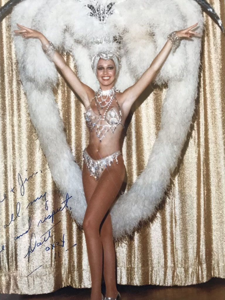 Showgirl's Life podcast   ep 43 From Showgirl to Farm Girl featuring Patti Jo Amerein (Cooper)