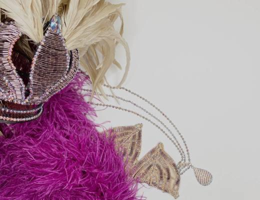 Showgirl's Life blog | Inside Gazealous Studio Gazealous costume