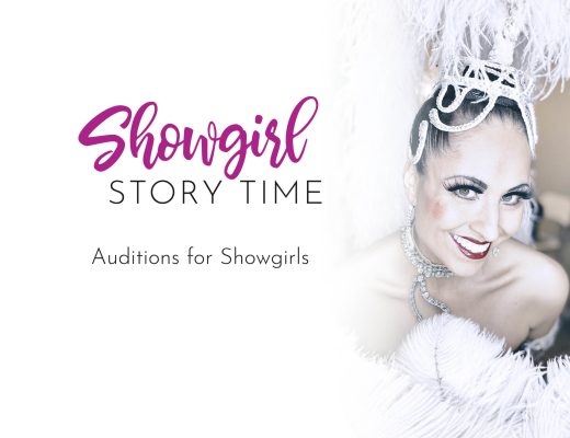 Showgirl Story Time: Auditions starring Athena Patacsil