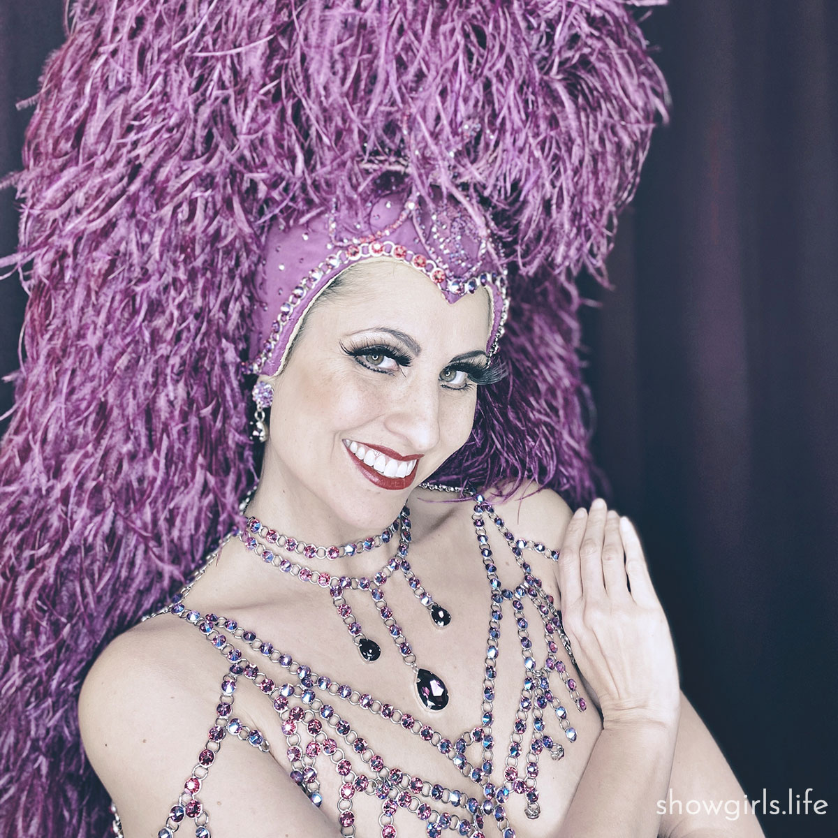 Showgirl's Life   Love Showgirls costume designed by Athena Patacsil