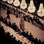 Desfile de moda musea MNAC BCN