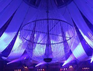 iluminacion fiesta dance lamparas de cristal