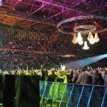 iluminacion espectacular concierto