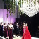 Bridal fashion show italy