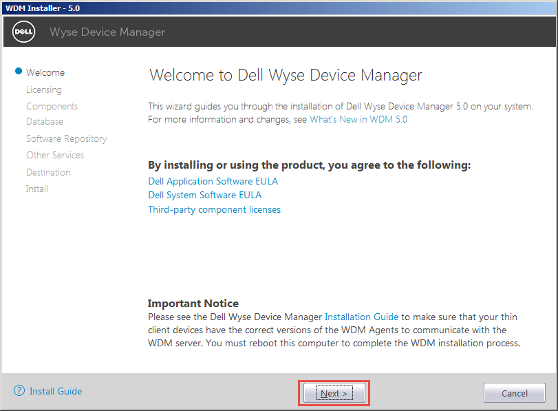 Download wyse device manager software