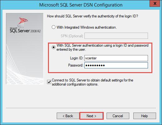 VMware vCenter 6 SQL Express Upgrade