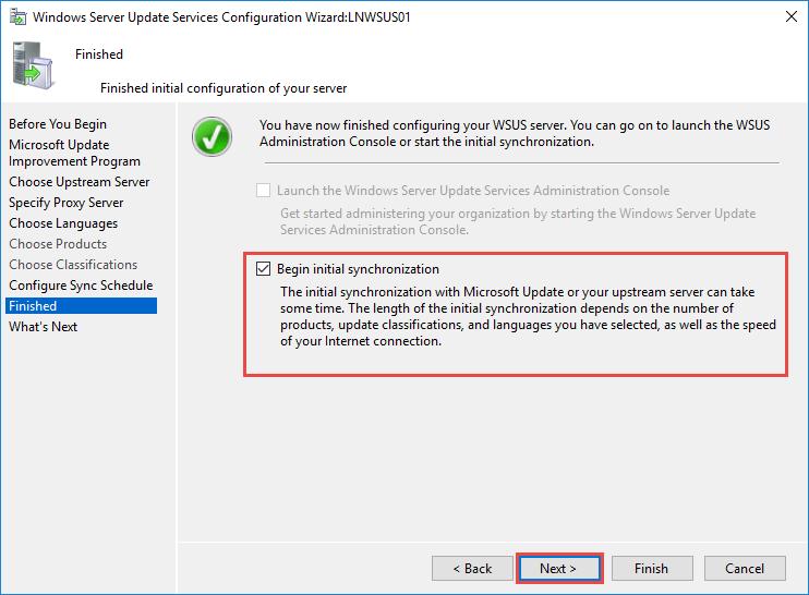 Windows-Server-2016-Update-Services-Downstream-11