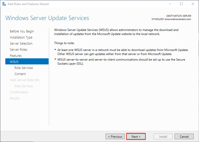 Windows-Server-2016-Update-Services-Install-09