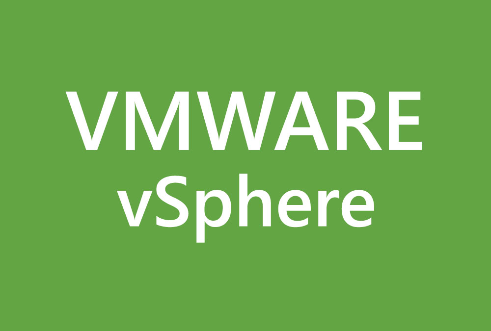 VMware vCenter 6 Upgrade