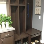Silverhawk mudroom