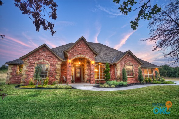 Homes for sale in Quail Ridge Estates of Jones, OK