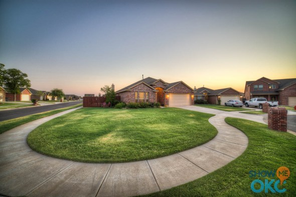 Homes for sale in West Winds of Oklahoma City, OK