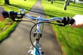 Bike tour of downtown okc