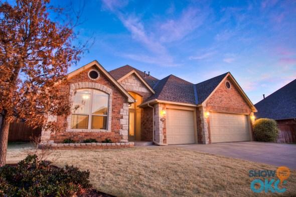 Homes for sale in Deer Creek Village of Edmond, OK