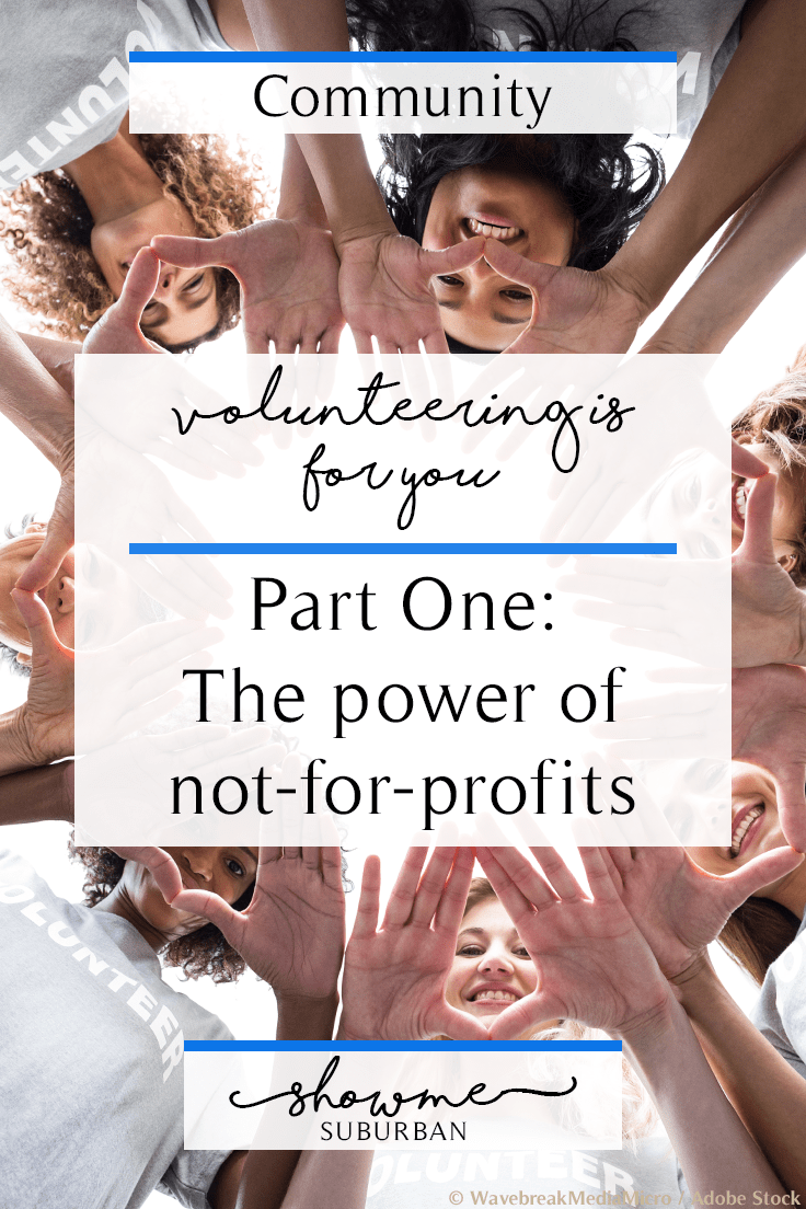 In part 1 of this 3-part series on volunteering, discover how not for profit organizations play a vital role in our communities and economy.  Great for discovering volunteering ideas and opportunities, or even how and why to volunteer!