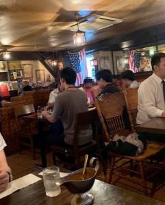 渋谷の桜丘町にあるゴールドラッシュの内観