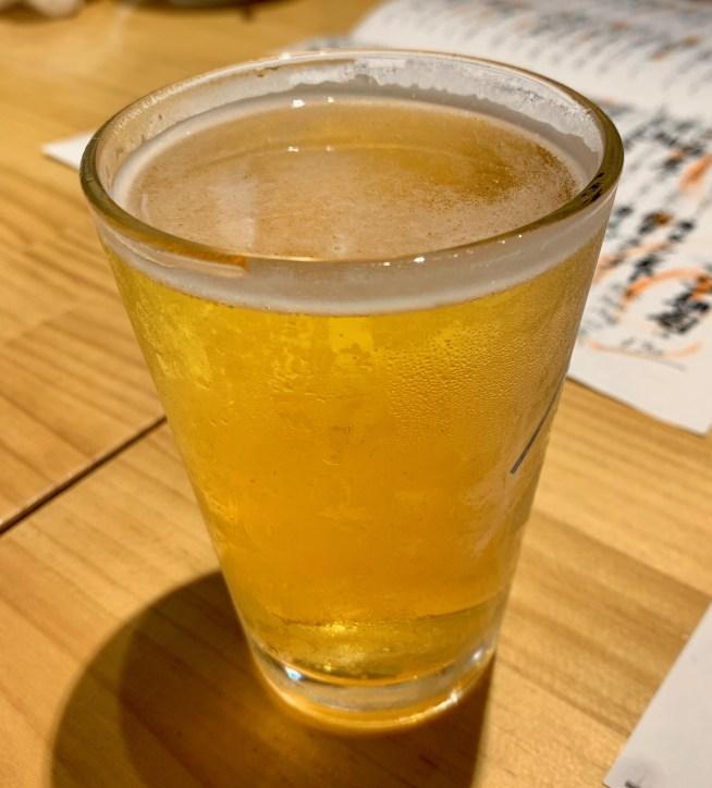 渋谷「活惚れ」のクラフトビール「水曜日のネコ」