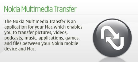 Multimedia Transfer - TOP5 Aplicativos Nokia e Symbian para Usuários de Macs