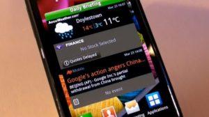 Você já conhece o Samsung Galaxy S? 16