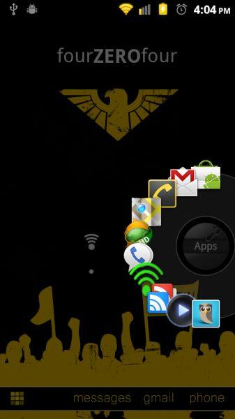 circlelauncher4 337x600 - Aplicativo: organize seus ícones com o CircleLauncher