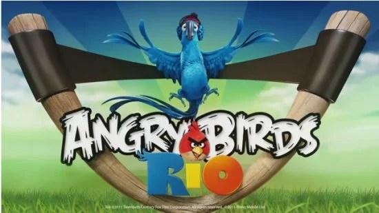 thumb 550 Angry Birds Rio - Angry Birds: versão Rio de Janeiro!