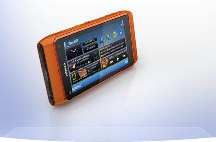 nokia n8 shot E orange 755x497 - Review: smartphone Nokia N8