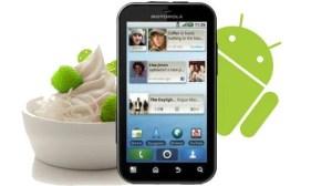 Motorola Defy recebe a atualização 2.2 Froyo (faça o download) 13