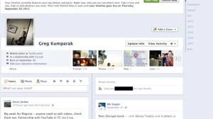 """Facebook: como ligar o novo """"Timeline"""" (tutorial) 10"""