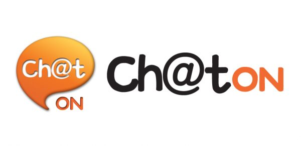 samsung chaton 600x292 - Samsung ChatON já está disponível para download