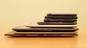 Consumidores de smartphone querem telas maiores 9