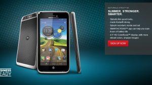 Conheça o Motorola Atrix HD 17
