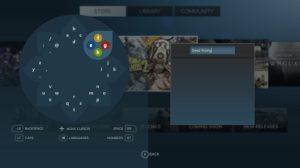 Imagem 2 - Steam Big Picture - Valve lança interface para TVs de alta definição