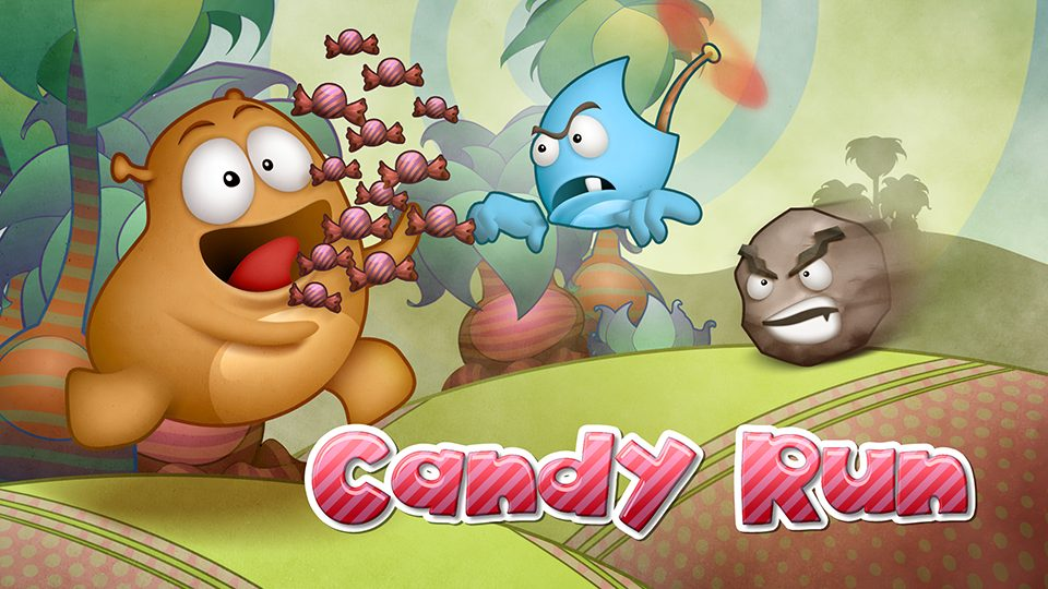 cover candyrun 540 - Game review: Candy Run