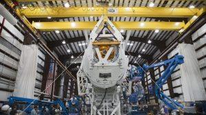 SpaceX está pronta para lançar cápsula 11