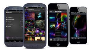 App Review: Zedge é um show de wallpapers e personalizações 11