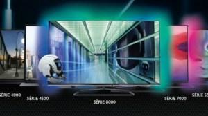 Philips amplia TV's com sistema ambilight na disputa das Smart TVs 11