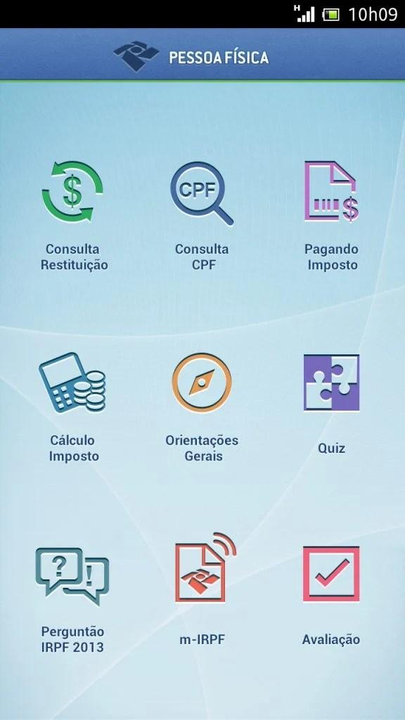 Receita Federal lança aplicativo para simulação do Imposto de Renda 3