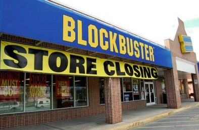 Fechamento de lojas da Blockbuster marca o fim de uma era 6
