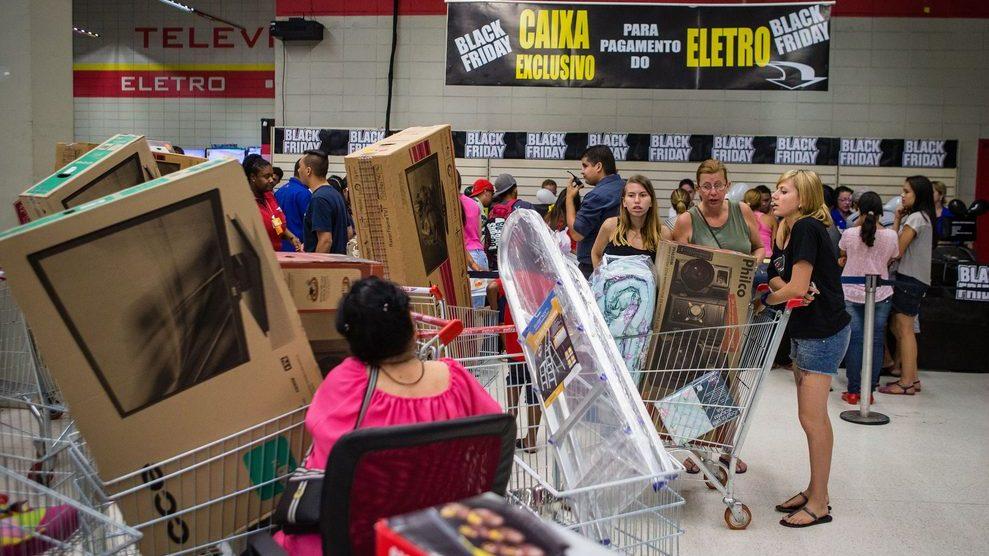 Confira as lojas campeãs de queixas da Black Friday 6