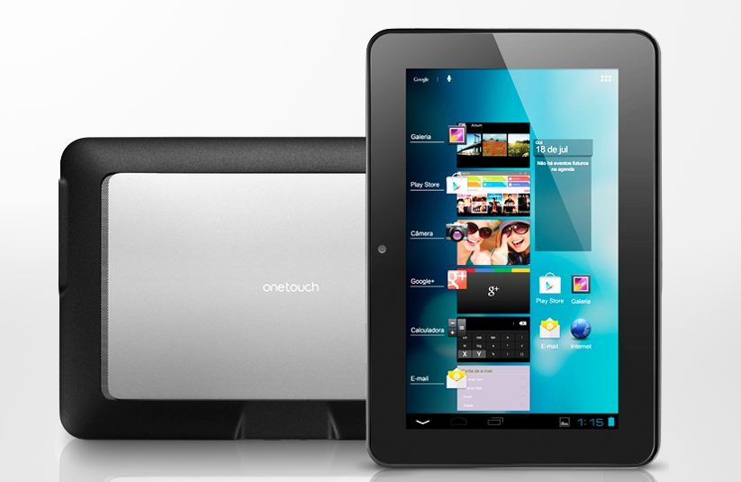 Review: tablet Alcatel OneTouch Evo 7 8