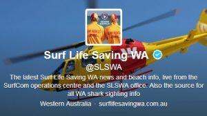 Twitter: alertas de tubarão na Austrália 10