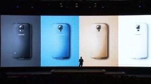 Samsung Galaxy S5 tem leitor de digitais e monitor cardíaco 6