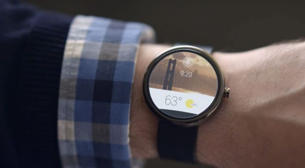 Google anuncia Android Wear para relógios inteligentes 5