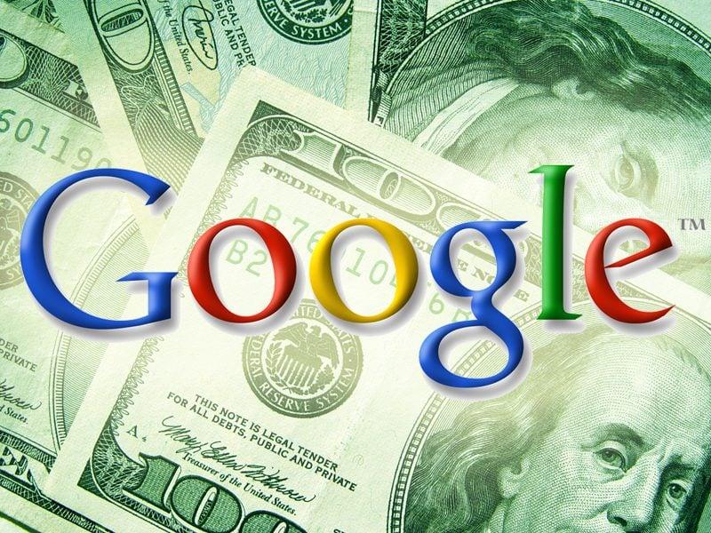 Google money - Google passa Apple como a marca mais valiosa do mundo